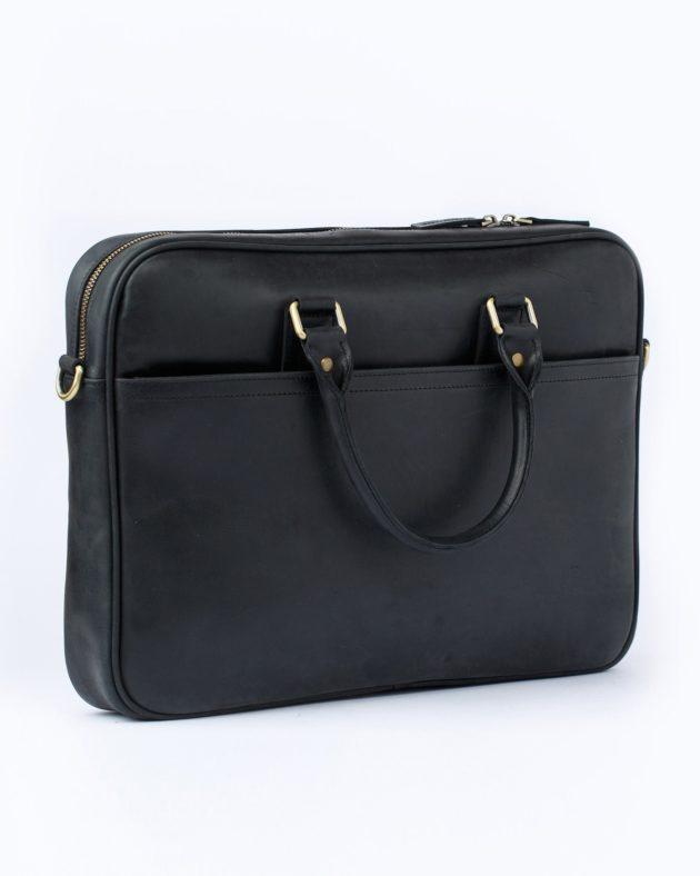 чорна сумка для ноутів на кожен день