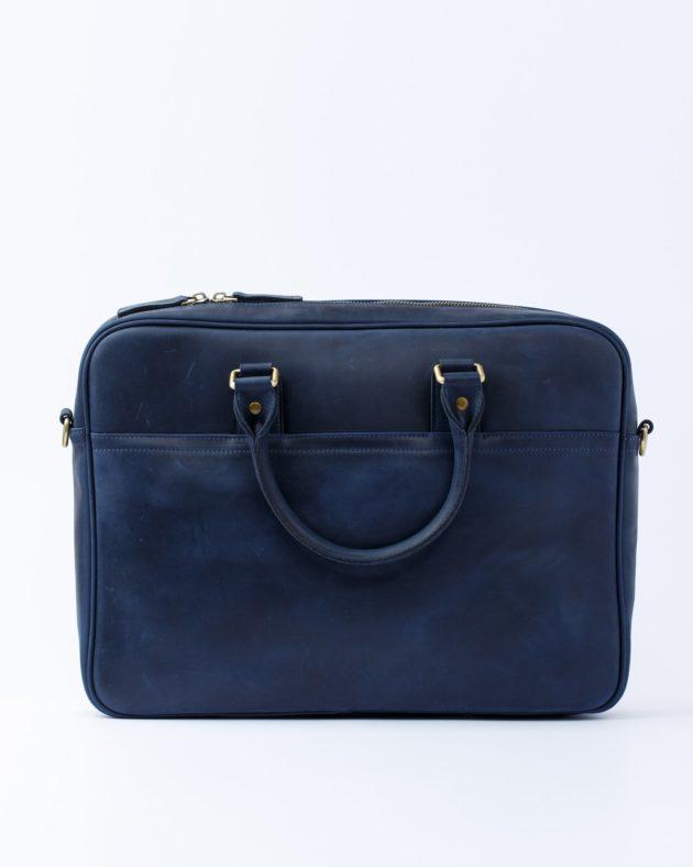 сині шкіряні сумки