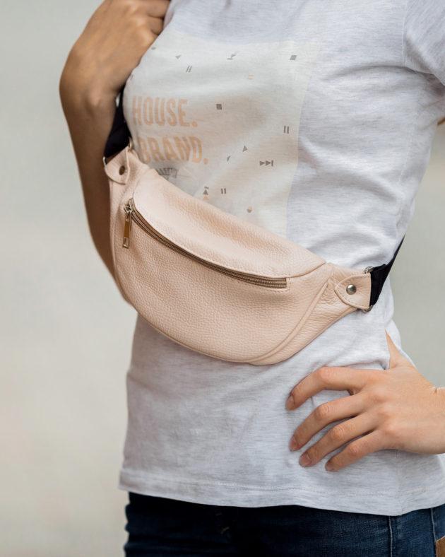 Фото: сумка через плече шкіряна від olpr.